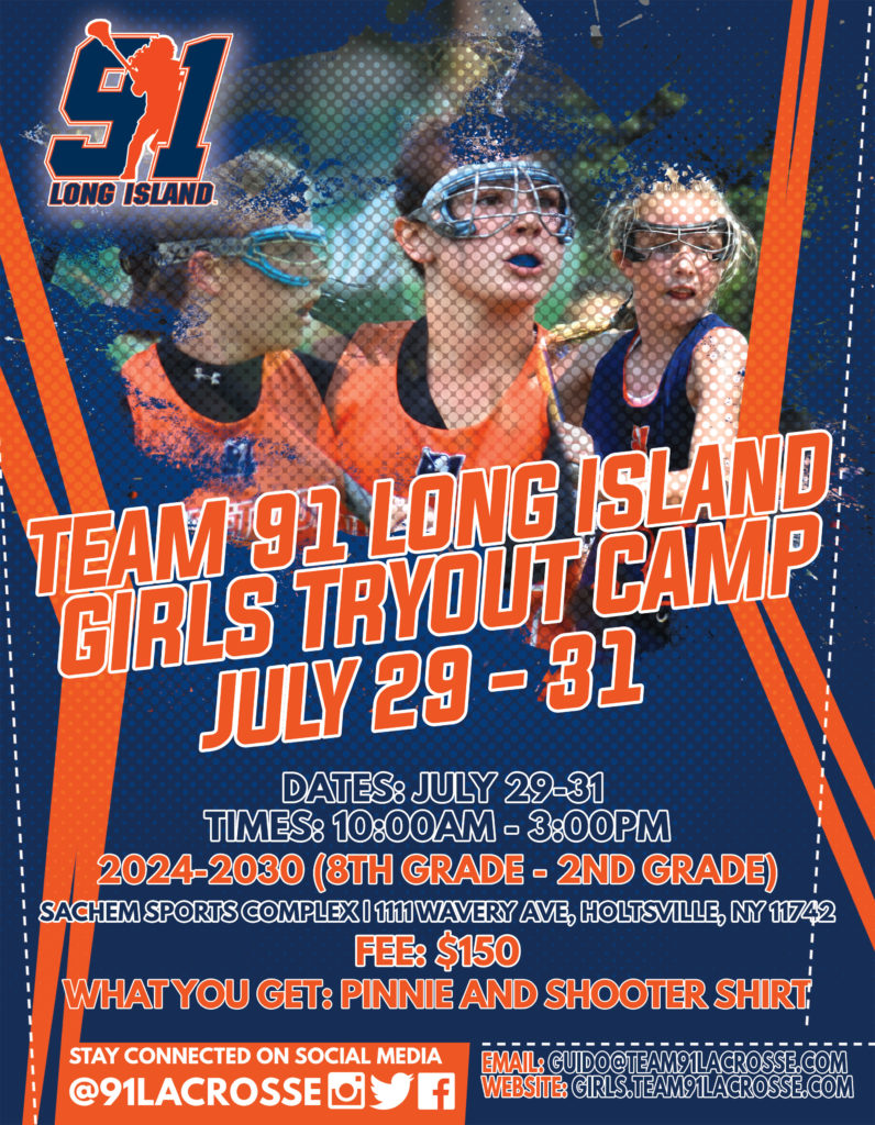 2019-Team91-LongIsland-Girls_Youth-Tryouts