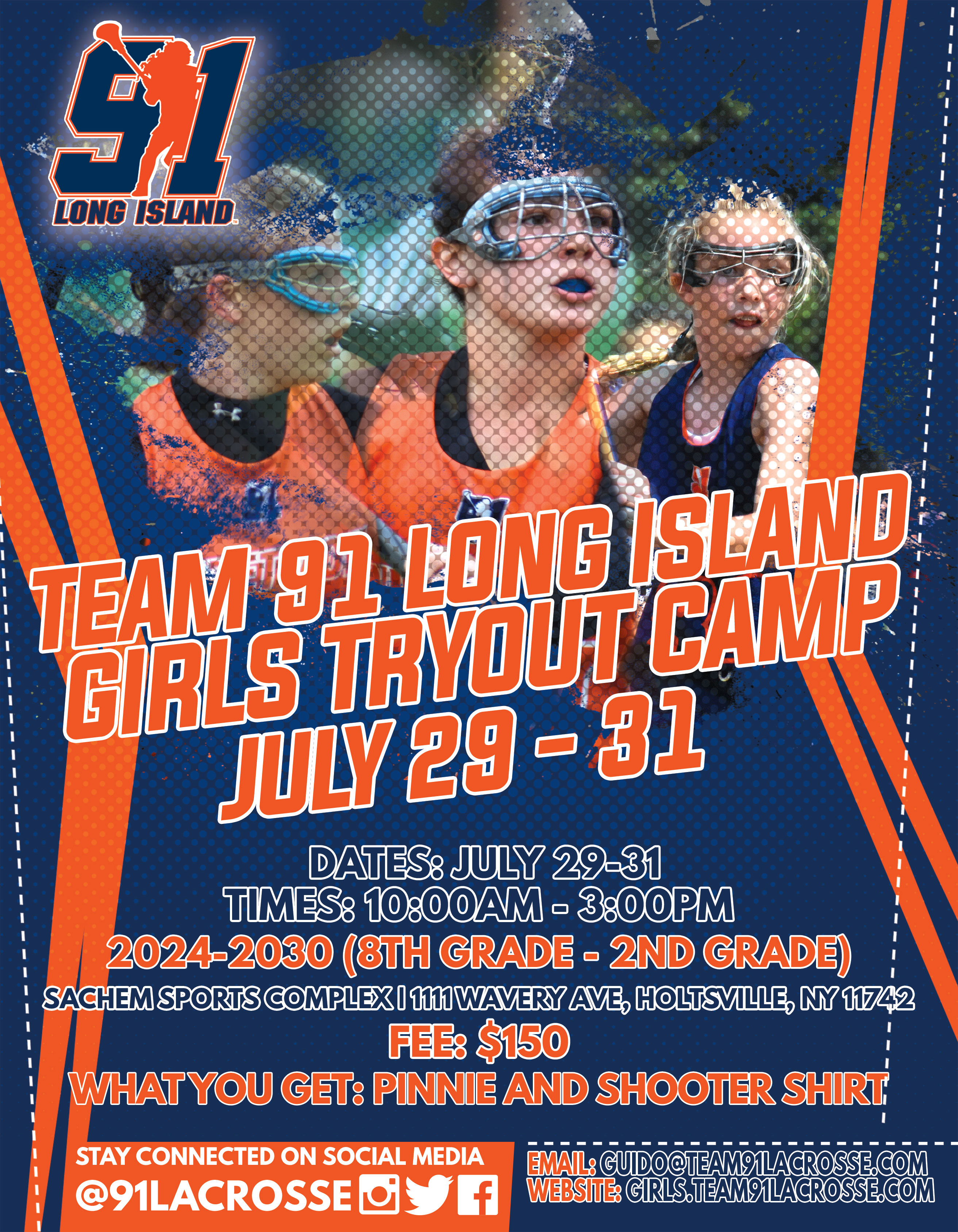 2019-Team91-LongIsland-Girls_Youth-Tryouts